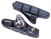 BBB BBS-02 Féksaru - -Road Stop- cartridge (2 pár) fekete