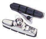 BBB BBS-02 Féksaru -Road Stop- cartridge (2 pár) ezüst