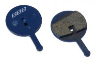 BBB BBS-43 Tárcsafék betét Avid Ball Bearing 5 kompatibilis rugós (1pár) kék