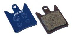 BBB BBS-59 Tárcsafék betét Hope moto V2 kompatibilis (1 pár) kék