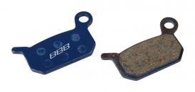 BBB BBS-65 Tárcsafék betét Formula B4 hydro kompatibilis (1 pár) kék