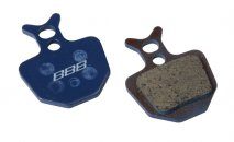BBB BBS-66 Tárcsafék betét Formula ORO kompatibilis (1 pár) kék