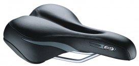 BBB BSD-17 Sportnyereg -MemoShape-, emlékező szivacsos, anatómikus fekete