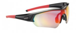 BBB BSG-43 4313 Napszemüveg -Select- fényes fekete / piros MLC