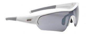 BBB BSG-43 4371 Napszemüveg -Select- fényes fehér / füst