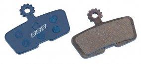 BBB BBS-442 Tárcsafék betét Avid Code R kompatibilis rugós (1pár) kék