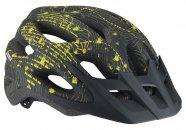 BBB BHE-67 Kerékpáros sisak -Varallo- matt fekete/zöld
