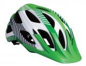 """BBB BHE-68 kerékpáros sisak """"Nerone"""", matt fekete/zöld"""