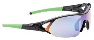 """BBB BSG-44 4415 kerékpáros szemüveg """"Impact"""" fényes fekete"""