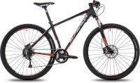 "Superior 2015 XC-809 16"", 20"" piros-fekete, Shimano hidraulikus tárcsafék"