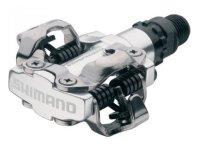 Shimano PD-M520 ezüst, kétoldalas SPD, kitűnő ár-érték arány