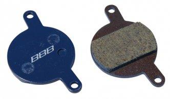 BBB BBS-33 Tárcsafék betét Mag.Julie kompatibilis (1 pár)     kék