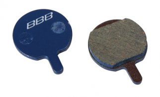 BBB BBS-47 Tárcsafék betét Hayes MX2 mechanical kompatibilis (1 pár) kék