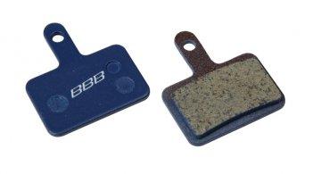BBB BBS-53 Tárcsafék betét Shi.Deore M525 hydro kompatibilis (1 pár) kék