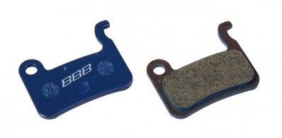 BBB BBS-54 Tárcsafék betét Shi.XTR, XT2004, LX, Saint, Hone kompatibilis (1 pár) kék