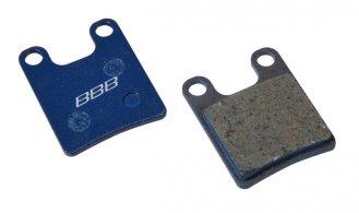BBB BBS-60 Tárcsafék betét Hope2piston&Giant MPH kompatibilis (1 pár) kék