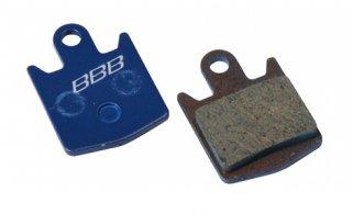 BBB BBS-63 Tárcsafék betét Hope M4 kompatibilis (1 pár) kék