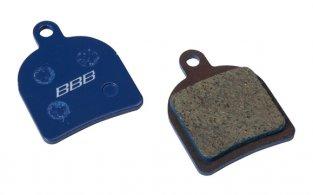 BBB BBS-64C Tárcsafék betét Hope Mono trail kompatibilis (1 pár) kék