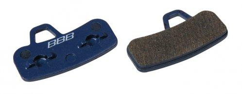 BBB BBS-493 Tárcsfék betét Hayes Stroker Ace kompatíbilis (1pár) kék