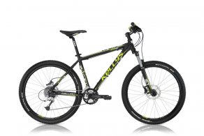 Kellys 2014 Viper 60 Dark Lime mech. disc 19,5""