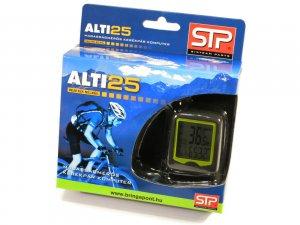 STP Alti 25 vezeték nélküli magasságmérős kerékpáros computer
